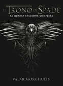 Film Il trono di spade. Game of Thrones. Stagione 4. Serie TV ita (DVD)