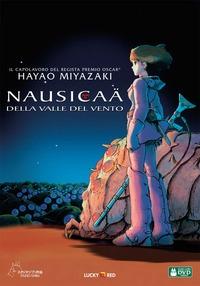 Cover Dvd Nausicaa della valle del vento