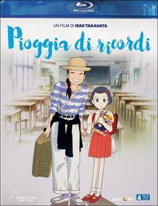 Pioggia di ricordi di Isao Takahata - Blu-ray