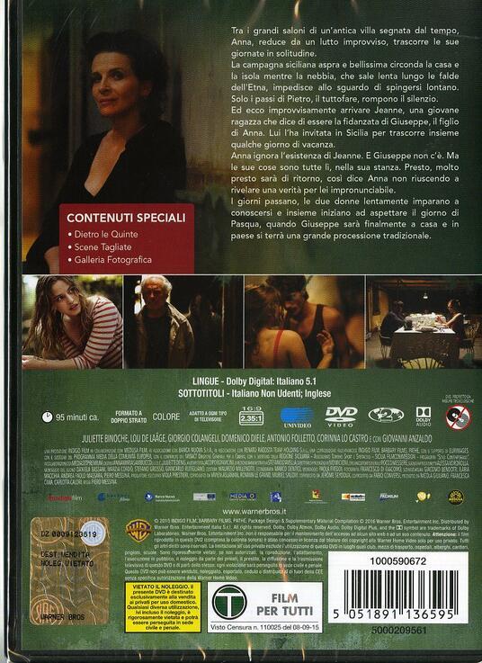 L' attesa di Piero Messina - DVD - 2