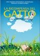 Cover Dvd La ricompensa del gatto