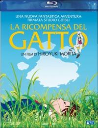 Cover Dvd ricompensa del gatto (Blu-ray)