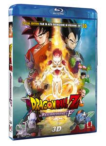 """Dragon Ball Z. La resurrezione di """"F"""" 3D di Tadayoshi Yamamuro - Blu-ray 3D"""