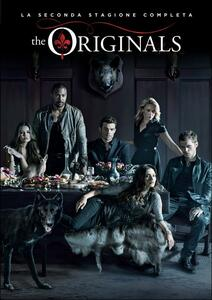 The Originals. Stagione 2. Serie TV ita (5 DVD) - DVD