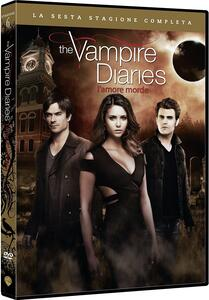 The Vampire Diaries. Stagione 6. Serie TV ita (5 DVD) - DVD