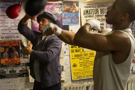 Creed. Nato per combattere di Ryan Coogler - DVD - 5