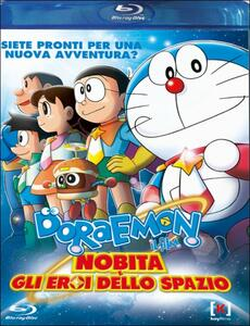 Film Doraemon. Il film. Nobita e gli eroi dello spazio Yoshihiro Osugi