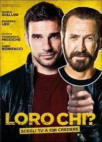 Cover Dvd Loro chi? (DVD)