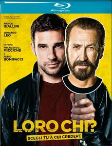 Loro chi? di Francesco Miccichè,Fabio Bonifacci - Blu-ray