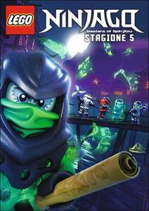 Lego Ninjago. Stagione 5 (2 DVD) - DVD