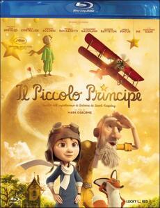 Il Piccolo Principe di Mark Osborne - Blu-ray