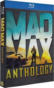 Mad Max Anthology (4 Blu-ray) di George Miller,George Miller,George Ogilvie
