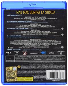 Mad Max Anthology (4 Blu-ray) di George Miller,George Miller,George Ogilvie - 2