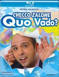 Cover Dvd Quo vado? (Blu-ray)