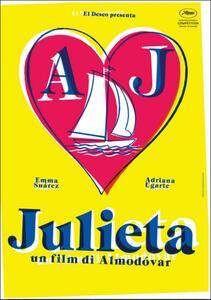 Julieta di Pedro Almodóvar - DVD
