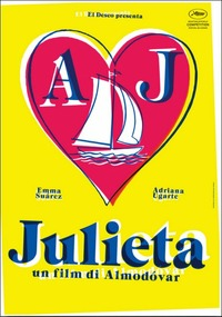 Cover Dvd Julieta (DVD)