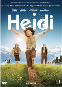 Heidi (DVD) - film di Alain Gsponer - DVD