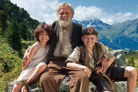 Heidi (DVD) - film di Alain Gsponer - DVD - 2