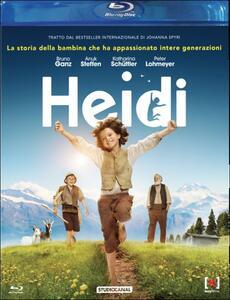 Heidi (Blu-ray) - film di Alain Gsponer - Blu-ray