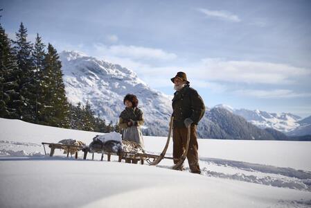 Heidi (Blu-ray) - film di Alain Gsponer - Blu-ray - 3