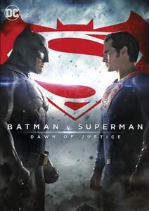 Batman v Superman. Dawn of Justice di Zack Snyder - DVD