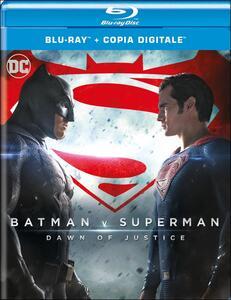 Batman v Superman. Dawn of Justice di Zack Snyder - Blu-ray