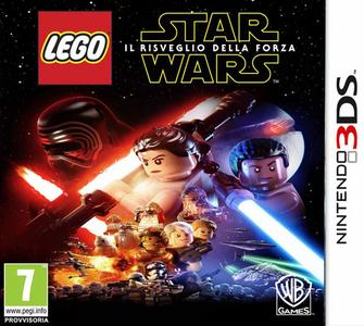 Videogioco LEGO Star Wars: Il Risveglio della Forza Nintendo 3DS