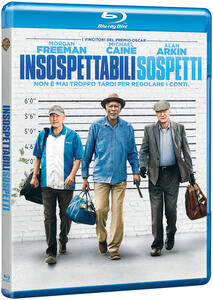 Film Insospettabili sospetti (Blu-ray) Zach Braff