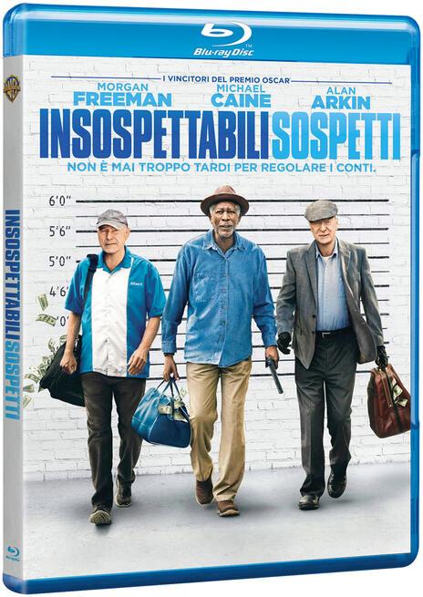 Insospettabili sospetti (Blu-ray) di Zach Braff - Blu-ray