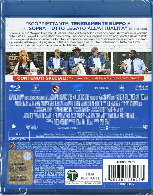 Insospettabili sospetti (Blu-ray) di Zach Braff - Blu-ray - 2