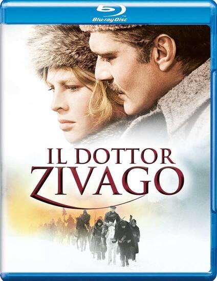 Il dottor Zivago di David Lean - Blu-ray