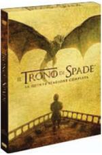 Il trono di spade. Stagione 5 (Serie TV ita) (5 DVD)