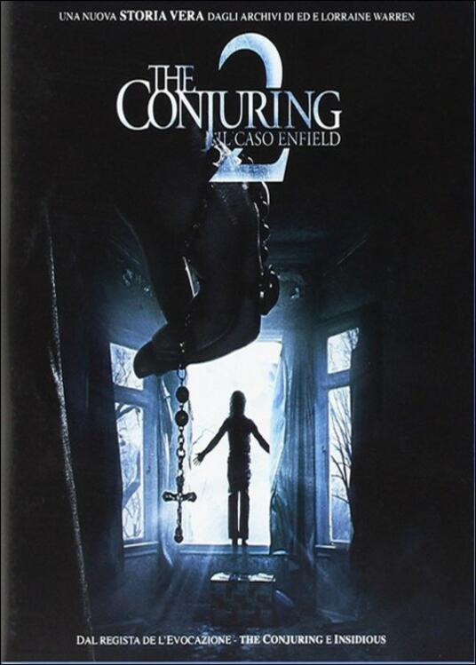 The Conjuring. Il caso Enfield di James Wan - DVD