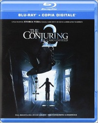 Cover Dvd Conjuring. Il caso Enfield (Blu-ray)