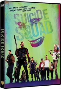 Cover Dvd Suicide Squad (DVD)