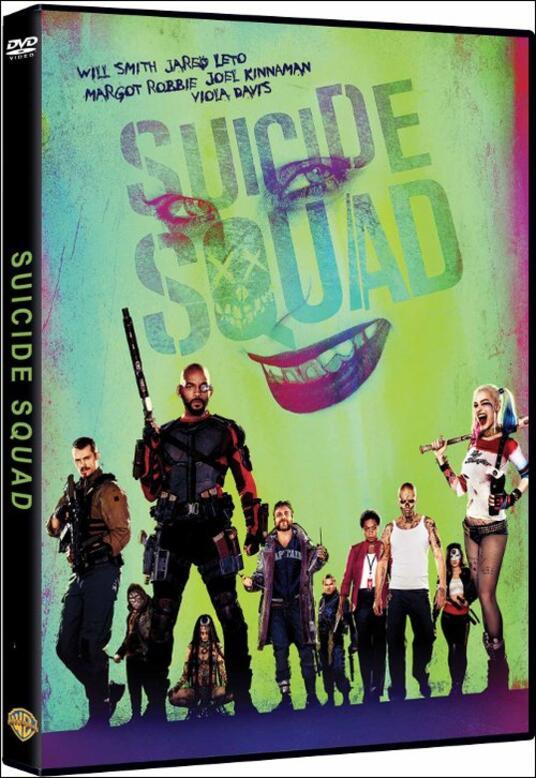 Suicide Squad (DVD) di David Ayer - DVD