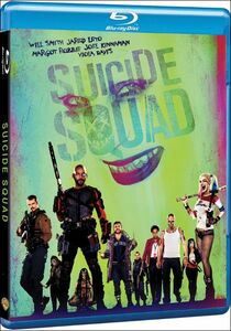 Film Suicide Squad (Blu-ray) David Ayer 0
