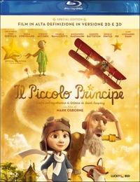 Cover Dvd Piccolo Principe 3D (Blu-ray)