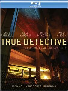 True Detective. Stagione 2. Serie TV ita (3 Blu-ray) - Blu-ray