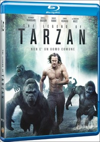 Cover Dvd Legend of Tarzan (Blu-ray)
