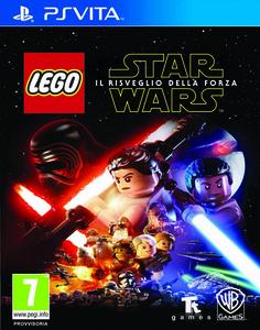 Videogioco LEGO Star Wars: Il Risveglio della Forza PS Vita