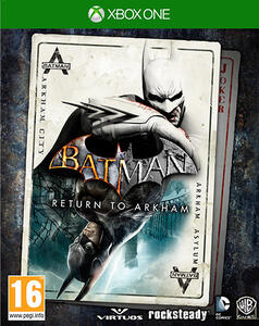 Batman: Return to Arkham - XONE - 2