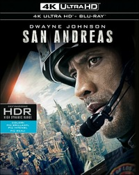 Cover Dvd San Andreas