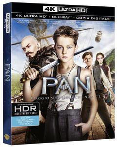 Pan. Viaggio sull'isola che non c'è (Blu-ray + Blu-ray 4K Ultra HD) di Joe Wright - 2