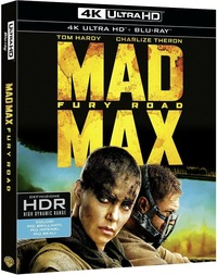 Cover Dvd Mad Max. Fury Road