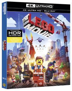 Lego Movie (Blu-ray + Blu-ray 4K Ultra HD) di Phil Lord,Chris McKay,Christopher Miller - 2