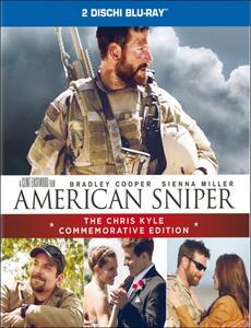 American Sniper (Commemorative Edition)<span>.</span> Commemorative Edition di Clint Eastwood - Blu-ray