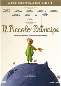 Il Piccolo Principe (Edizione speciale DVD + libro)<span>.</span> Edizione speciale di Mark Osborne - DVD
