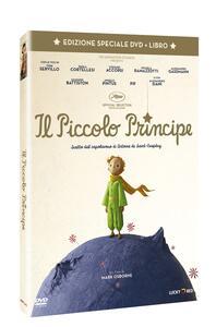 Il Piccolo Principe (Edizione speciale DVD + libro)<span>.</span> Edizione speciale di Mark Osborne - DVD - 2