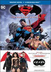 Film Batman v Superman. Dawn of Justice. Ultimate Edition (2 Blu-ray) Zack Snyder